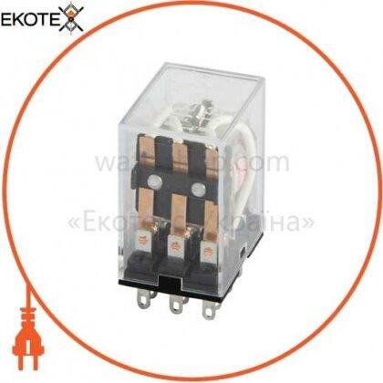 Enext i.my3.12ac реле промежуточное e.control.p532 5а, 3 группы контактов, катушка 12в ас