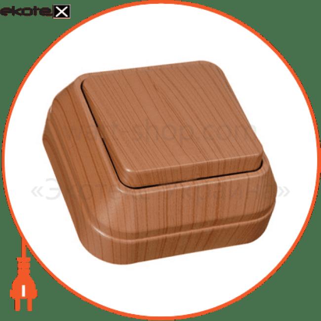 вимикач 1-клавішний выключатель Makel 45401