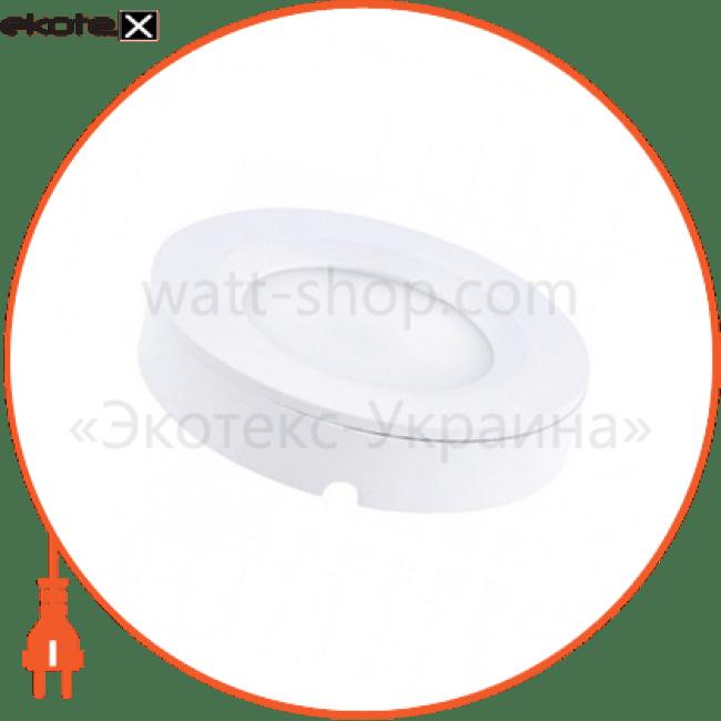 016-041-0003 Horoz Eelectric светодиодные светильники horoz eelectric світильник врізний/накладний, корпус метал круг d-70 smd led 3w 4200k 210lm, колір білий (220-240v)