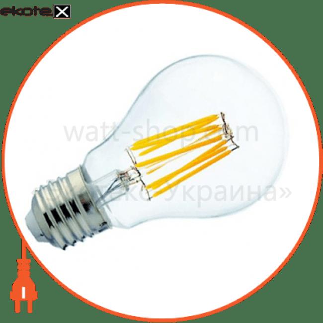 """лампа светодиодная """"filament globe - 8"""" 8w a60 е27 4200к, 2700к светодиодные лампы horoz eelectric Horoz Eelectric 001-015-0008"""