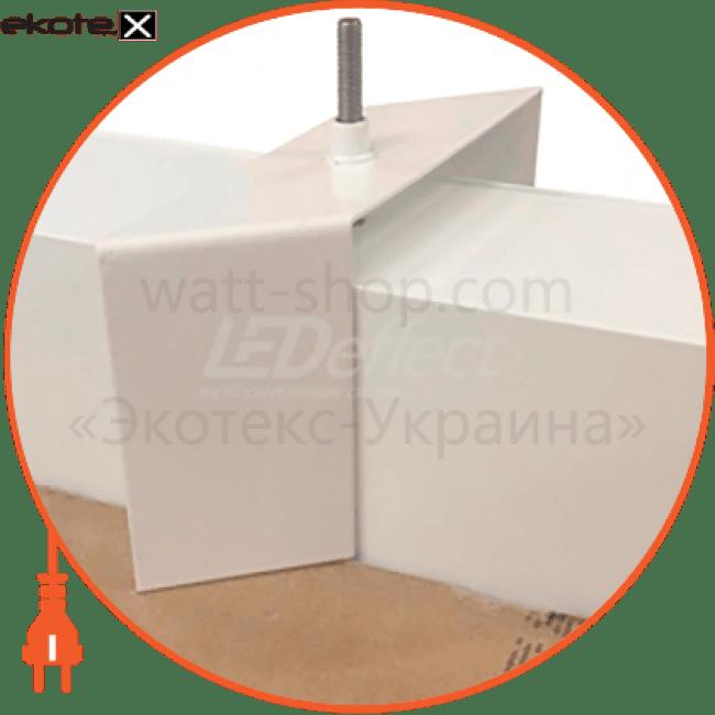 светильники серии стрела сво встраиваемые в потолок светодиодные светильники ledeffect Ledeffect LE-СВО-23-040-1447-20Х
