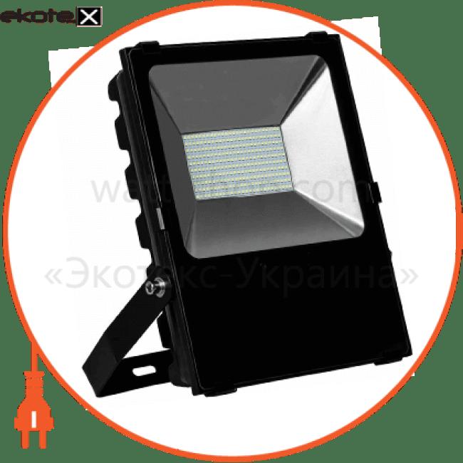 прожектор led alfa 100-01 у1 5000к (09207) светодиодные светильники optima Optima 9207