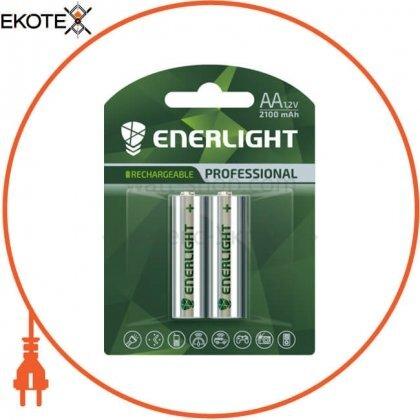 Enerlight 30610102 аккумулятор enerlight professional aa 2100mah bli 2