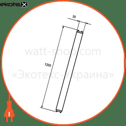 eurolamp led лампа скло nano t8 18w 6500k светодиодные лампы eurolamp Eurolamp LED-T8-18W/6500(nano)