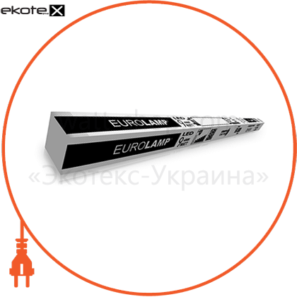 eurolamp led лампа nano t8 9w 6500k светодиодные лампы eurolamp Eurolamp LED-T8-9W/6500(nano)