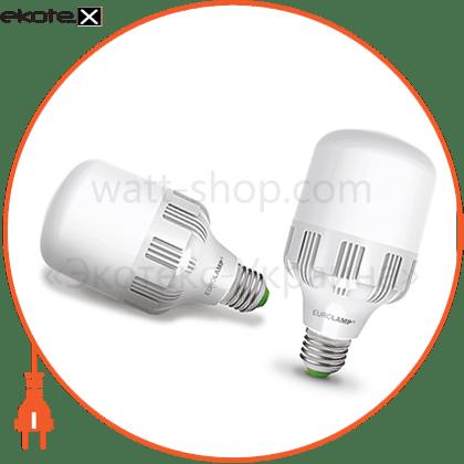 eurolamp led лампа надпотужна 40w e40 6500k светодиодные лампы eurolamp Eurolamp LED-HP-40406