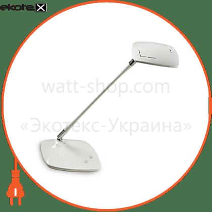 eurolamp led светильник настольный в классическом стиле 5w 3000-6500k белый светодиодные светильники eurolamp Eurolamp LED-DEL18(white)