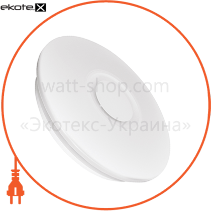 eurolamp led светильник smart light rgb 24w dimmable 3000-6500k светодиодные светильники eurolamp Eurolamp LED-SLM-24W