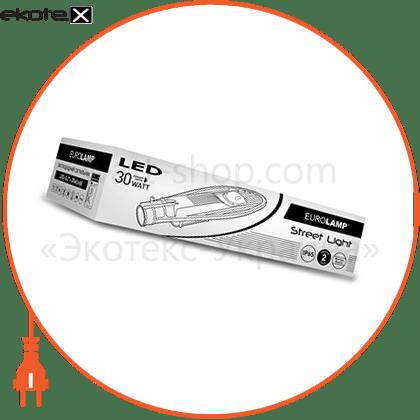 eurolamp led світильник вуличний класичний cob 30w 6000k (1)