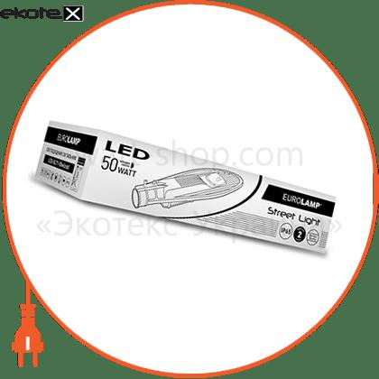 eurolamp led светильник уличный классический cob 50w 6000k светодиодные светильники eurolamp Eurolamp LED-SLT1-50w(cob)
