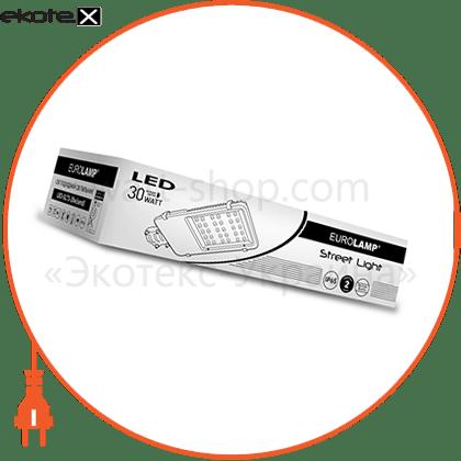 eurolamp led світильник вуличний класичний smd 30w 6000k (1) светодиодные светильники eurolamp Eurolamp LED-SLT3-30w(smd)