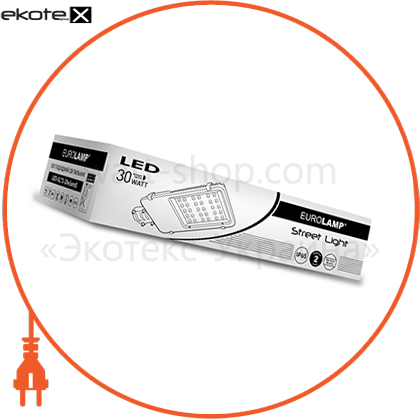 eurolamp led светильник уличный классический smd 30w 6000k светодиодные светильники eurolamp Eurolamp LED-SLT3-30w(smd)