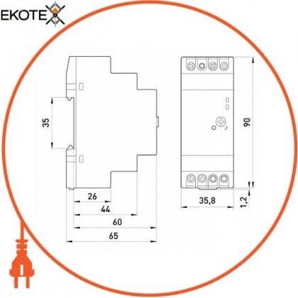 Enext i0310014 реле сумеречное e.control.s01 с внешним датчиком