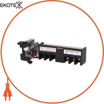 Enext i0670004 дополнительный контакт e.industrial.ukm.400sm.f.left, левый