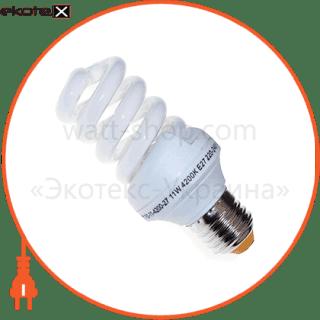 38340 Евросвет энергосберегающие лампы евросвет лампа енергоощ. fs-11-4200-27 220-240