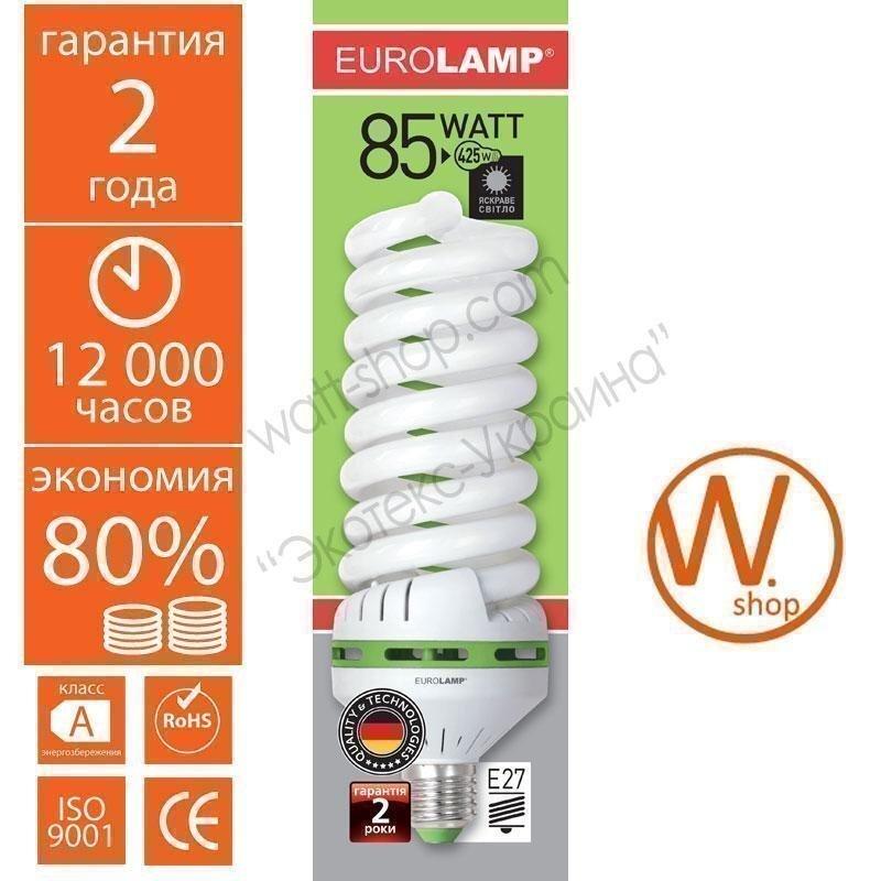 Гарантия на энергосберегающие лампы