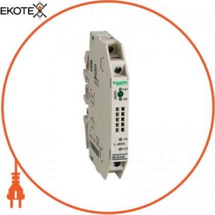 Schneider ABS2SA02MB интерфейс статич вых 17,5мм ~24-230в 3а