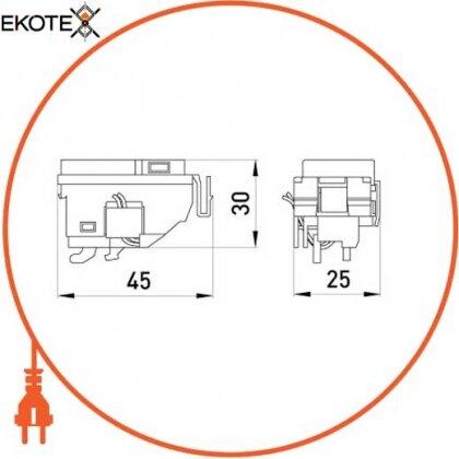 Enext i0070001 независимый расцепитель e.industrial.ukm.100.fl.220, 220в