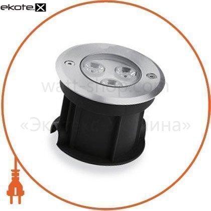 Feron 32013 тротуарный светильник feron sp4111 3w 6400k