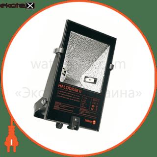 прожектор  halodium ii asm t 400 w nav лампа в комплекте cветильники osram Osram 4008321940216