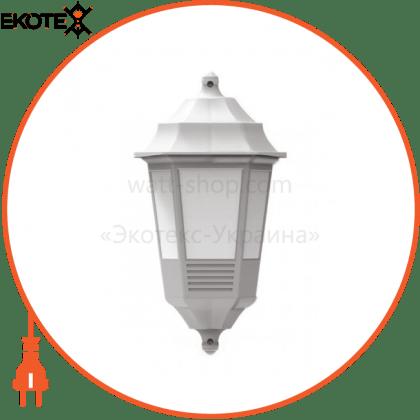 """Horoz Electric 400-020-120 светильник садово-парковый """"begonya"""" е27 белый"""