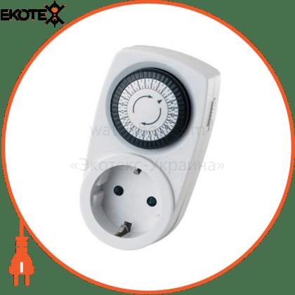 Horoz Electric 108-001-0001-010 таймер механический 3500w 220-240v 16a 24-программы