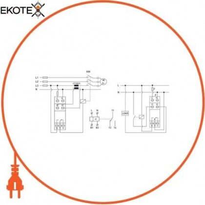 Enext i0310025 реле контроля тока (приоритетное) e.control.w02
