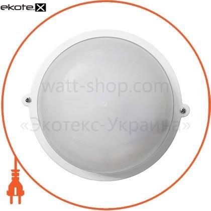 Ecostrum 71996 светильник нпп-65 круг белый опал.пп-1001-07-0/6
