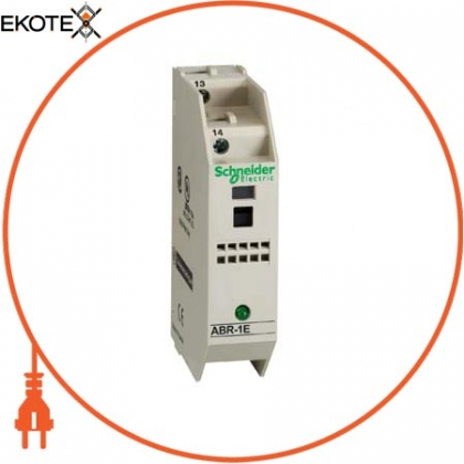 Schneider ABR1E111M интерфейс вх 1no 230в +светодиод