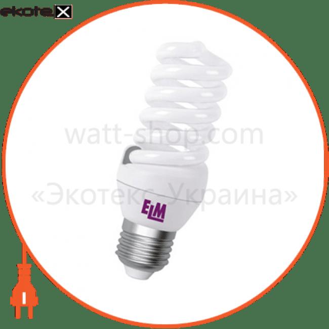 17-0120 ELM энергосберегающие лампы electrum лампа энергосберегающая es-10 20w 4000k e27 17-0120