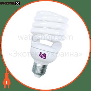17-0015 ELM энергосберегающие лампы electrum лампа энергосберегающая es-14 30w 4000k e27  17-0015