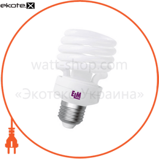лампа энергосберегающая es-16 25w 4000k e27  17-0002 энергосберегающие лампы electrum ELM