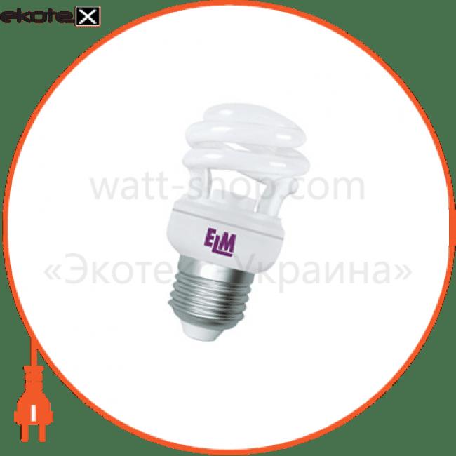 лампа энергосберегающая es-16 9w 4000k e27 17-0123 энергосберегающие лампы electrum ELM 17-0123