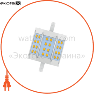 лампа светодиодная линейная ll-24 5w r7s 4000k алюм. корп.  a-ll-1728 светодиодные лампы electrum Electrum A-LL-1728