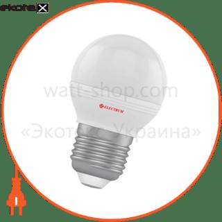 лампа светодиодная шар d45  6w pa lb-32 e27 4000 светодиодные лампы electrum Electrum A-LB-1408