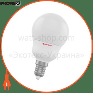 лампа светодиодная стандартная а50 ld-7 6w e14 4000k алюмопл. корп. a-ld-1357 светодиодные лампы electrum Electrum A-LD-1357