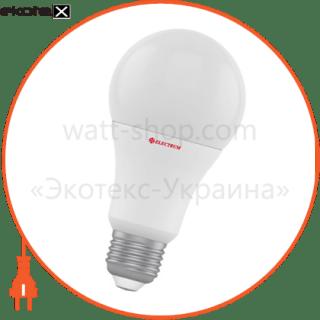 лампа светодиодная стандартная а60 ls-14 12w e27 4000k алюмопл. корп. a-ls-0231 светодиодные лампы electrum Electrum A-LS-0231