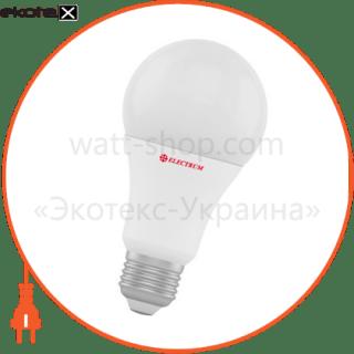 лампа светодиодная стандартная а65 ls-14 12w e27 2700k алюмопл. корп. a-ls-0443 светодиодные лампы electrum Electrum A-LS-0443