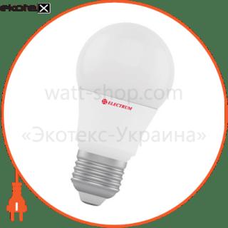 лампа светодиодная стандартная ld-7 7w e27 4000k алюмопл. корп. a-ld-1359 светодиодные лампы electrum Electrum A-LD-1359