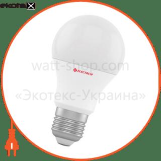 лампа светодиодная стандартная ls-9 9w e27 4000k алюмопл. корп. a-ls-1699 светодиодные лампы electrum Electrum A-LS-1699