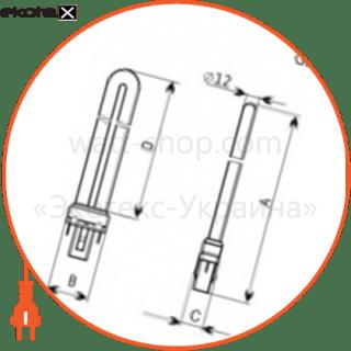 17-0098 ELM энергосберегающие лампы electrum 9w g23 4000k pl-s12