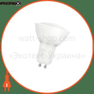 лампа светодиодная  евросвет g-6-4200-gu10 светодиодные лампы евросвет Евросвет 39157