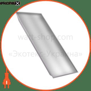 офис 16 вт (черепашка-встраиваемый светильник) модификация с опаловым рассеивателем светодиодные светильники ledeffect Ledeffect LE-СВО-03-020-0496-20Д