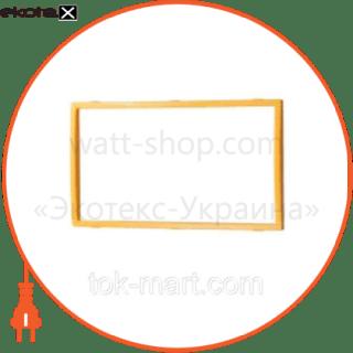 801-0223-701 Lezard вставка mira вставка двойная оранжевая