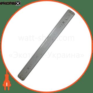 корпус светильника 36 2дпп ip65 серия w светильники optima Optima 8774