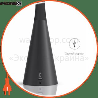 led светильник intelite desklamp black (dl4-5w-bl) интеллектуальный светильник intelite Intelite DL4-5W-BL
