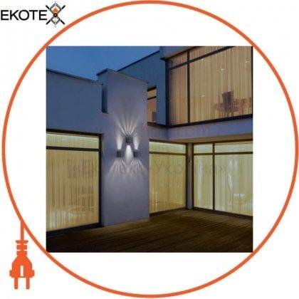Intelite O18046 светильник светодиодный wall lamp 2 * 3w 4000k 90h dg