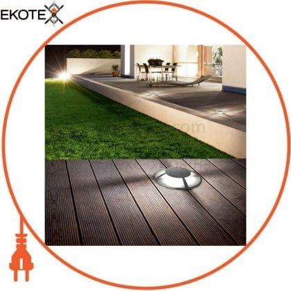 Intelite O40233 светильник светодиодный ground light 3w 3000k 4c al