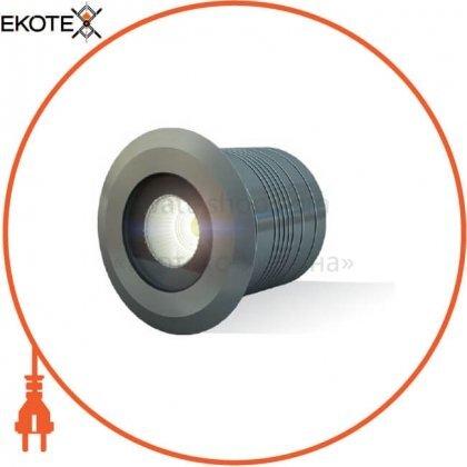 Intelite O41033 светильник светодиодный ground light 3w 3000k c st