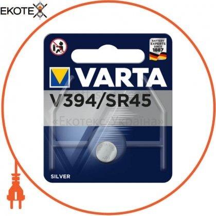 Varta 394101401 батарейка varta v 394 1 шт